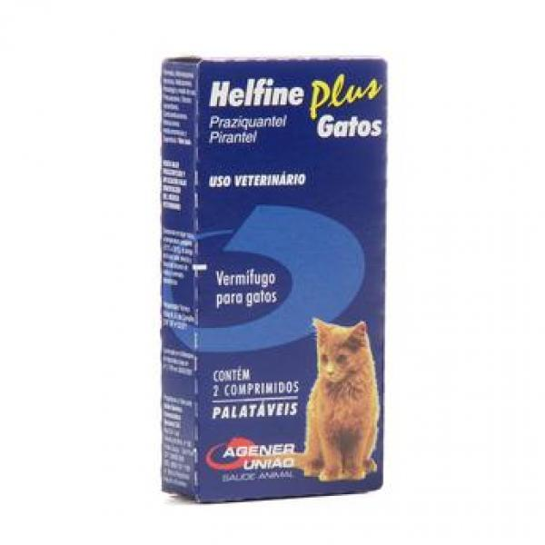 Helfine Plus Gatos